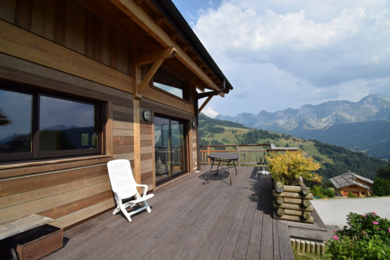 Vente de prestige maison / villa Grand bornand 980 000€ - Photo 17