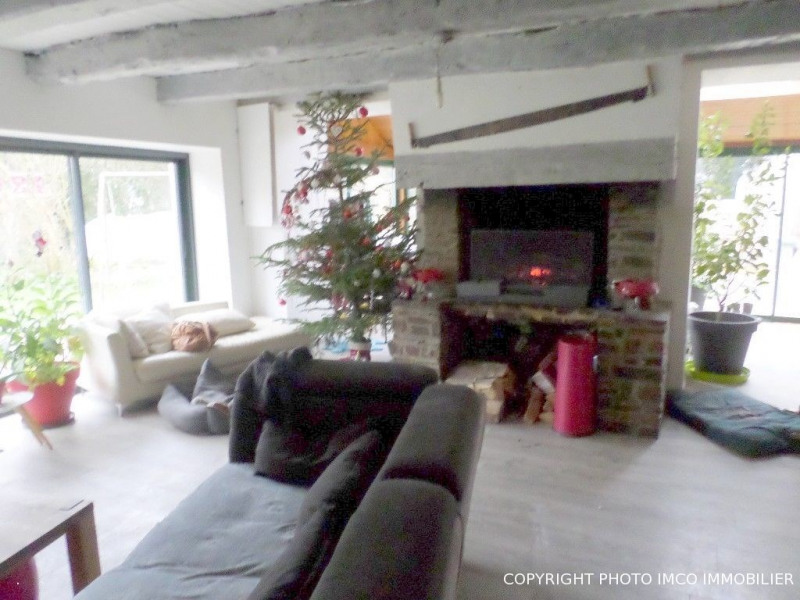 Vente maison / villa Saint pere 440 000€ - Photo 2