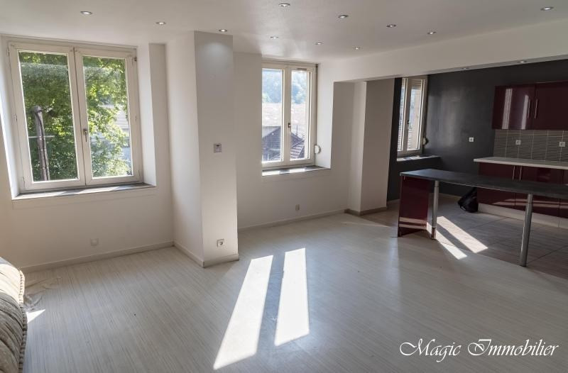 Location appartement Nantua 550€ CC - Photo 1