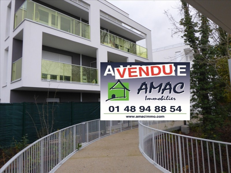Sale apartment Villemomble 120 000€ - Picture 1