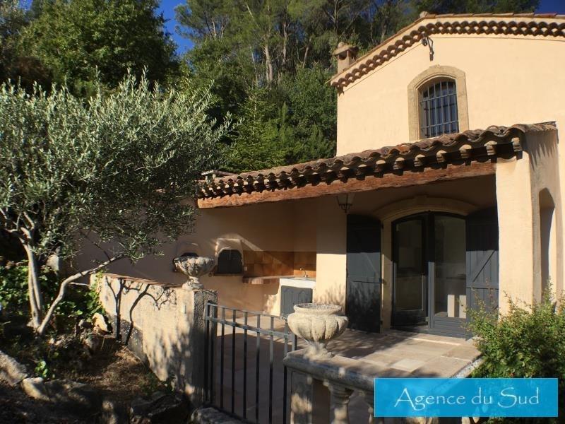 Vente de prestige maison / villa La bouilladisse 649000€ - Photo 2