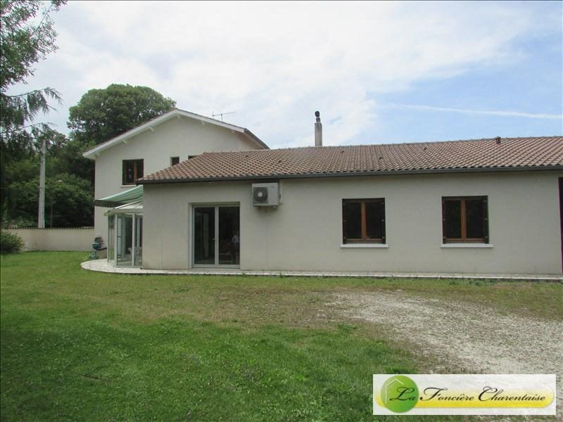 Vente maison / villa Aigre 138000€ - Photo 2