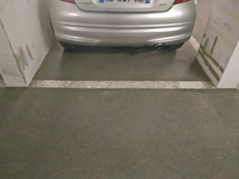 Sale parking spaces Paris 7ème 45 000€ - Picture 3