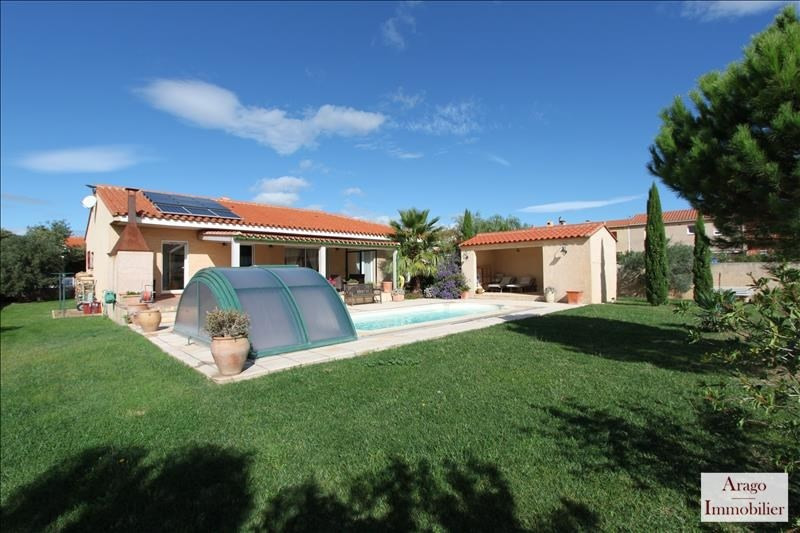 Vente maison / villa Rivesaltes 326 000€ - Photo 3