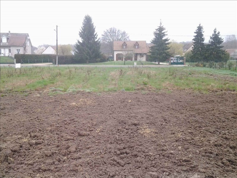 Vente terrain Blois 29 000€ - Photo 1