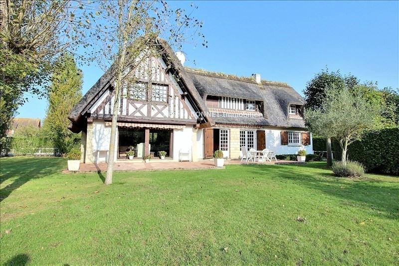 Deluxe sale house / villa Tourgeville 1348000€ - Picture 1