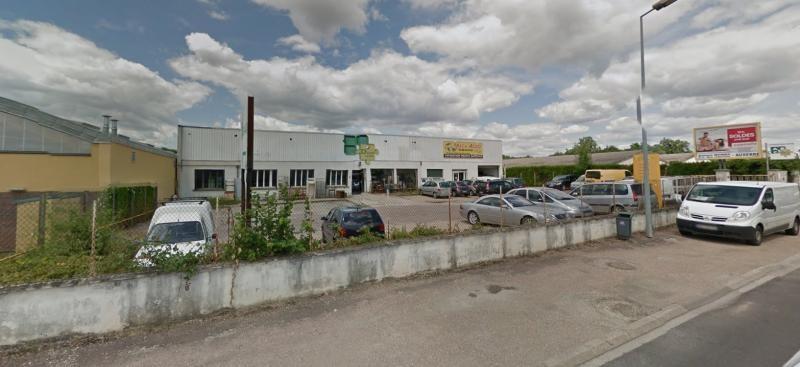 Produit d'investissement immeuble Auxerre 556500€ - Photo 1