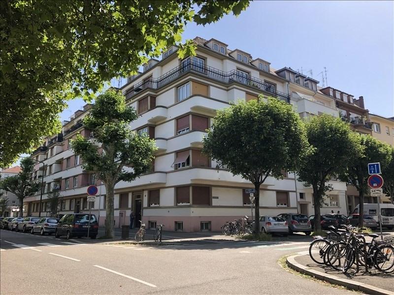 Rental apartment Strasbourg 1110€ CC - Picture 1