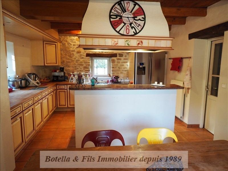 Vente maison / villa Bagnols sur ceze 395000€ - Photo 9