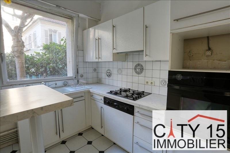 Venta  apartamento Paris 15ème 598000€ - Fotografía 6