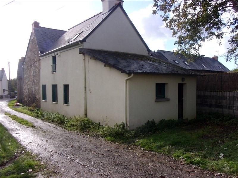 Vente maison / villa Bazouges sous hede 82080€ - Photo 1