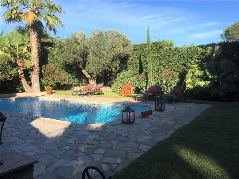 Vente de prestige maison / villa St raphael 1350000€ - Photo 18
