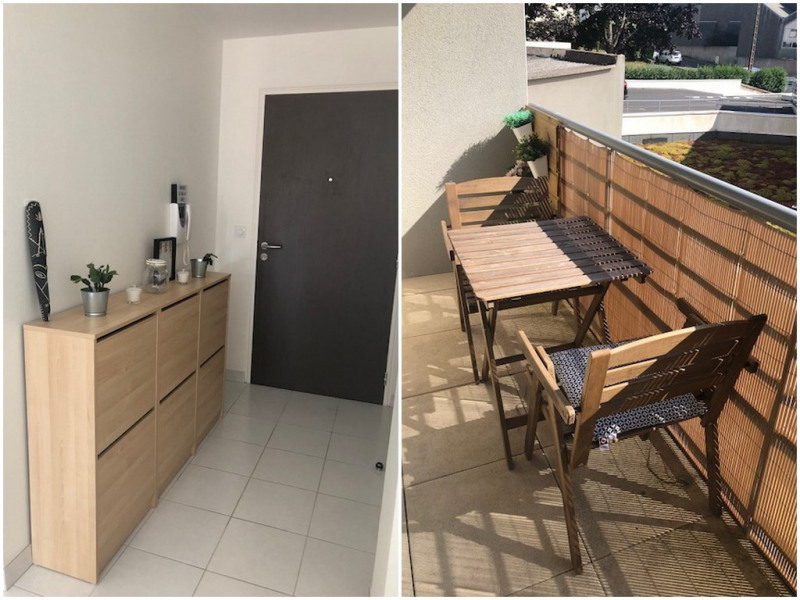 Rental apartment Brest 507€ CC - Picture 3