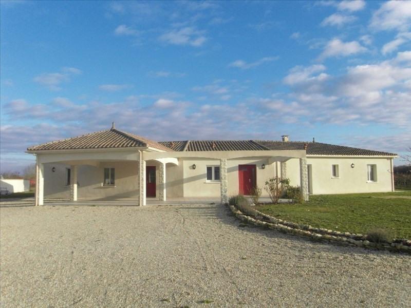 Vente maison / villa Salignac sur charente 288900€ - Photo 1