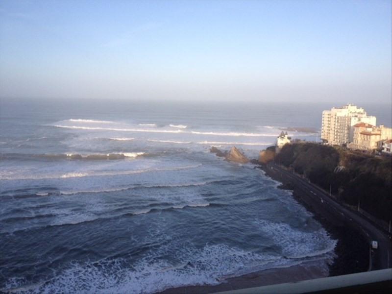 Revenda residencial de prestígio apartamento Biarritz 590000€ - Fotografia 2