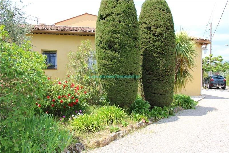 Vente de prestige maison / villa Saint cezaire sur siagne 624000€ - Photo 12