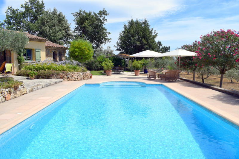 Immobile residenziali di prestigio casa Seillans 895000€ - Fotografia 4