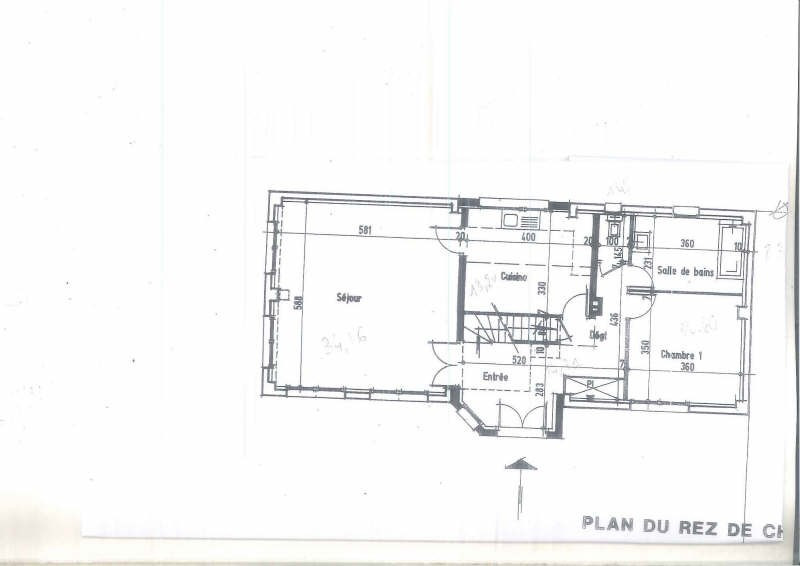 Affitto casa Arras 1350€ CC - Fotografia 5