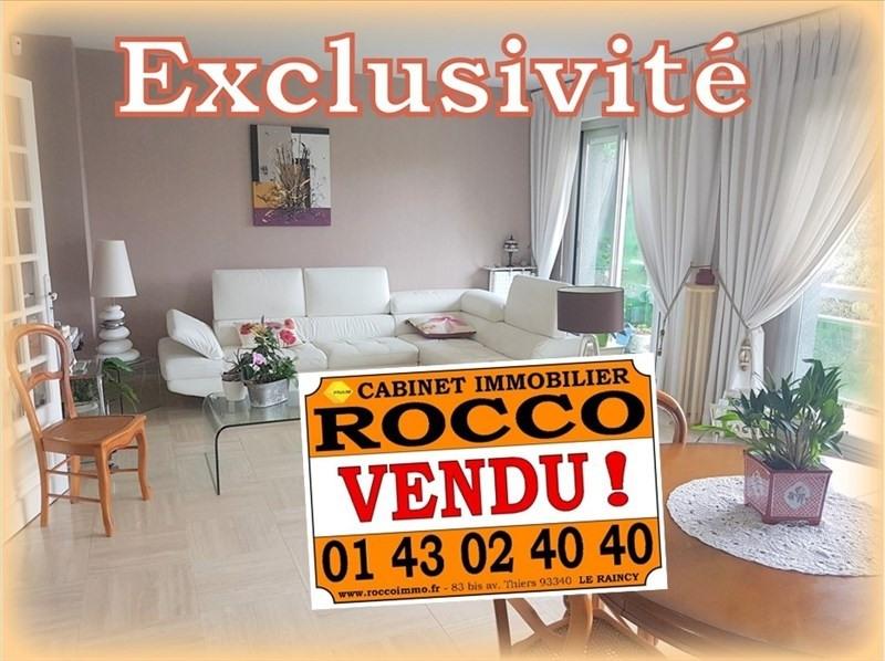 Sale apartment Le raincy 335000€ - Picture 1