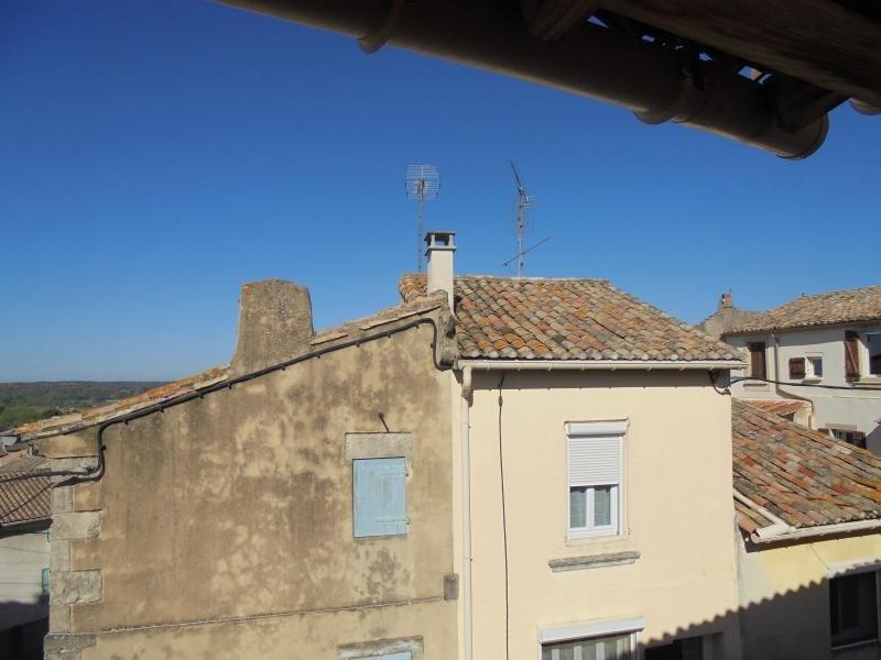 Sale house / villa Gallargues le montueux 185000€ - Picture 1