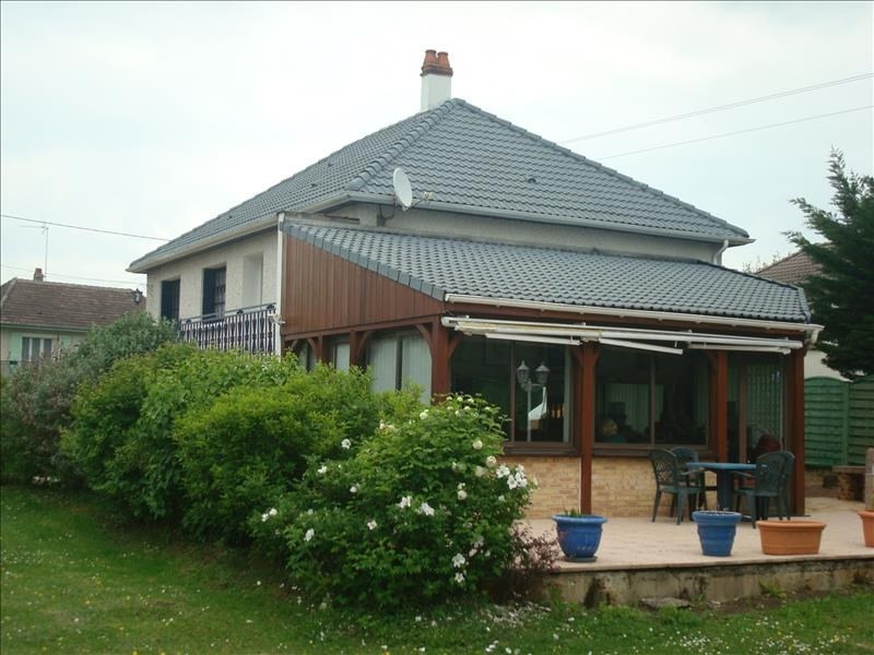 Vente maison / villa Garchizy 186000€ - Photo 1