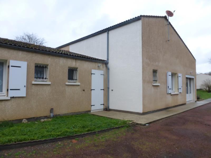 Sale house / villa Breuil magne 242900€ - Picture 1