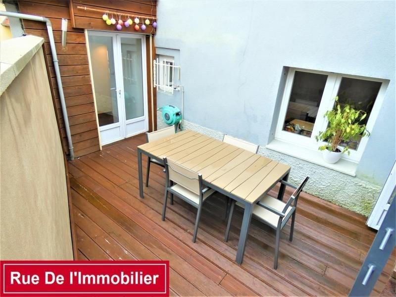 Sale house / villa Steinbourg 222585€ - Picture 2