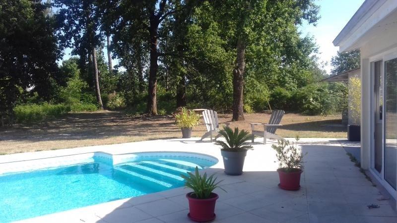 Sale house / villa Mios 434000€ - Picture 2