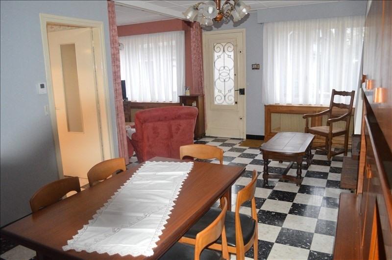 Vente maison / villa Billy montigny 146300€ - Photo 1