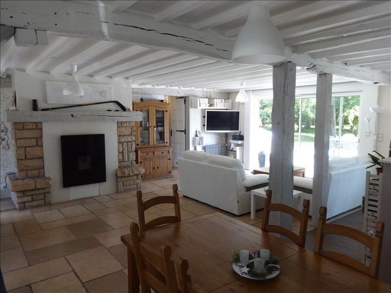 Deluxe sale house / villa Autheuil authouillet 437 000€ - Picture 2