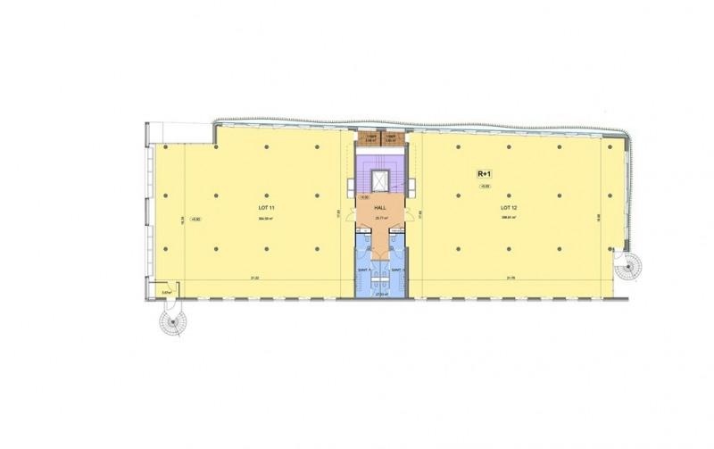 Revenda escritório La seyne sur mer 2023350€ - Fotografia 6