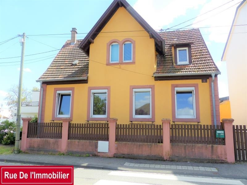 Vente maison / villa Haguenau 213 000€ - Photo 1