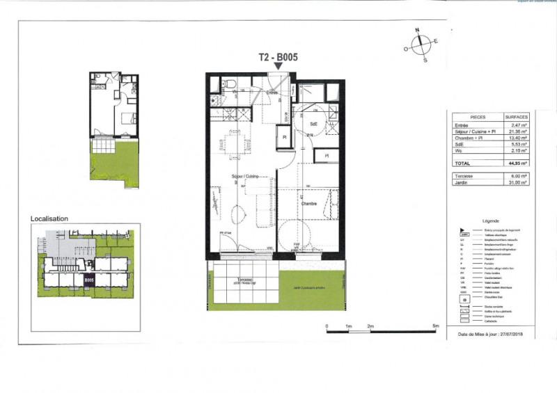 Vente appartement Olonne sur mer 171000€ - Photo 3