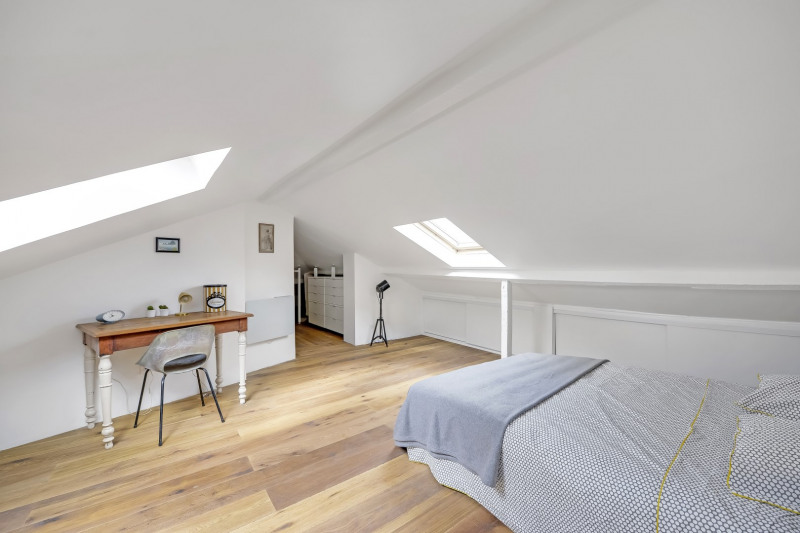 Vente de prestige appartement Paris 18ème 795 000€ - Photo 9