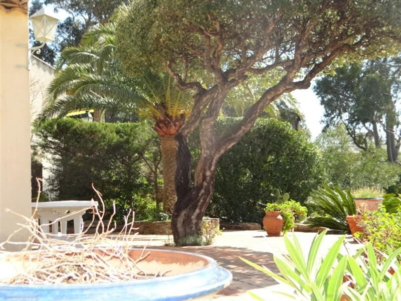 Vacation rental house / villa Cavalaire sur mer 1 000€ - Picture 9