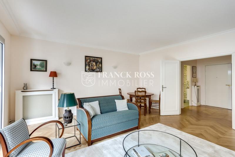Alquiler  apartamento Paris 7ème 3600€ CC - Fotografía 3