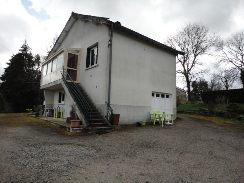 Sale house / villa Saint martin de jussac 122000€ - Picture 1