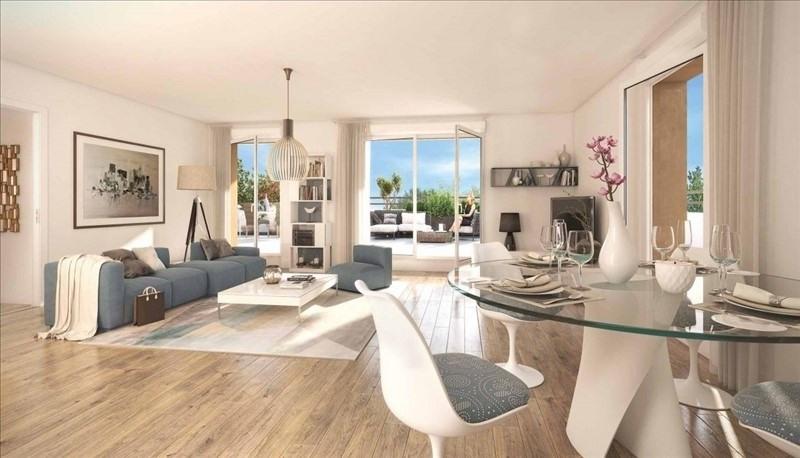 Sale apartment Villeurbanne 406000€ - Picture 1