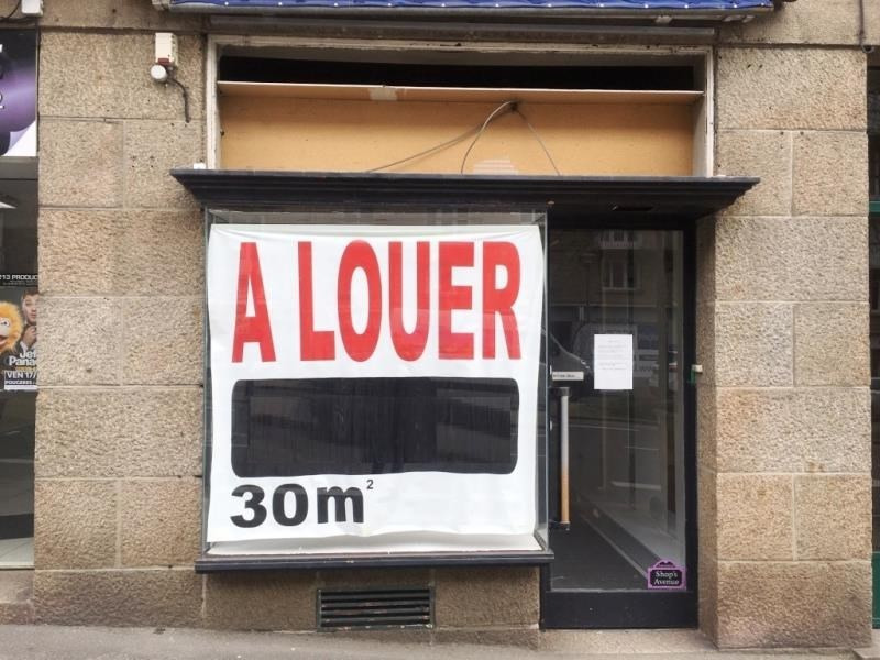 Location local commercial Fougeres 400€ HT/HC - Photo 3