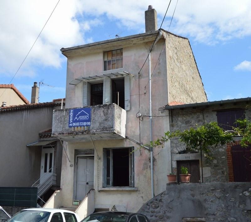 Sale house / villa Sarras 41000€ - Picture 1