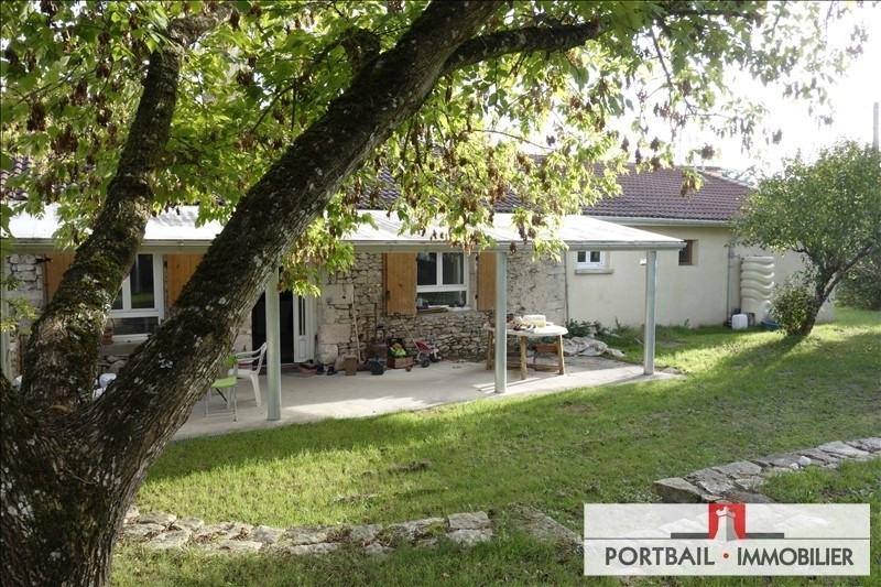 Vente maison / villa Donnezac 126000€ - Photo 10