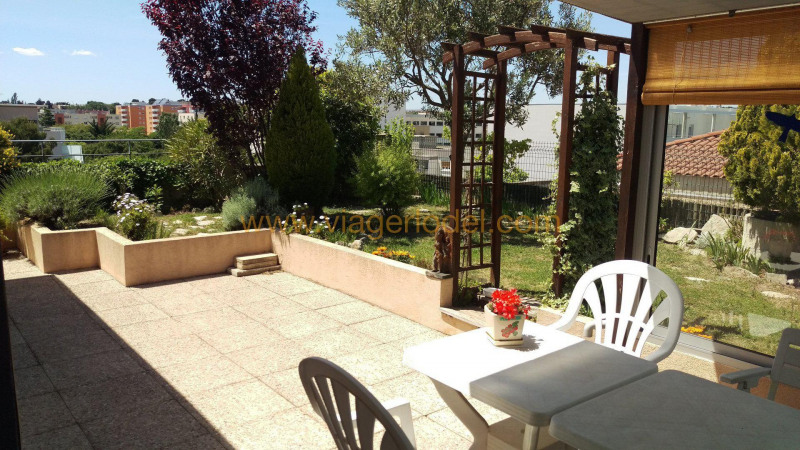 Viager appartement Montpellier 150000€ - Photo 1