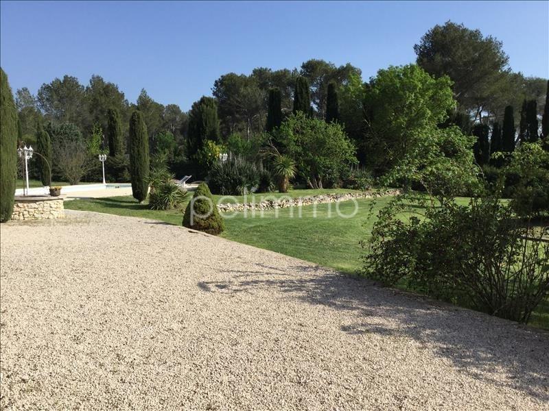 Vente de prestige maison / villa Lambesc 740000€ - Photo 5