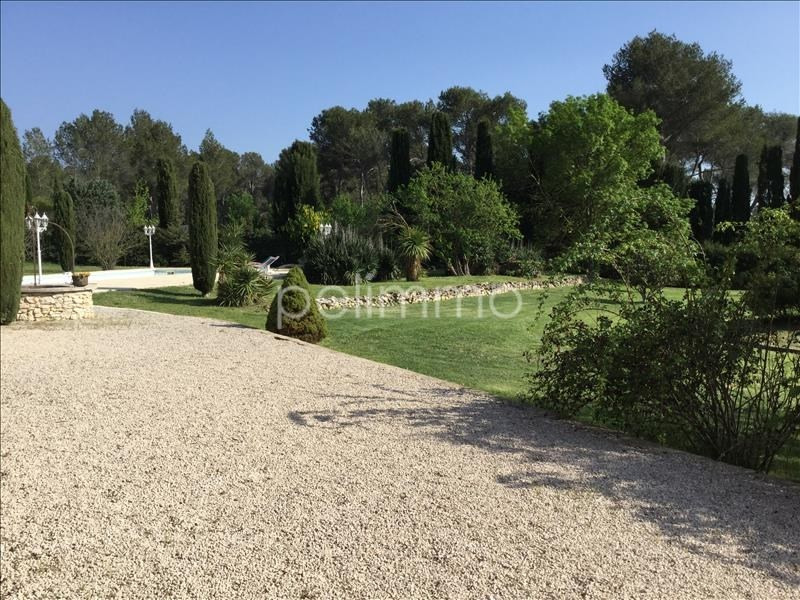 Deluxe sale house / villa Lambesc 798000€ - Picture 3