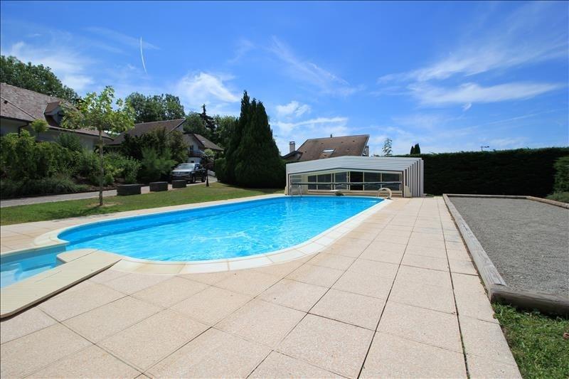 Vente de prestige maison / villa Saint martin bellevue 1240000€ - Photo 8