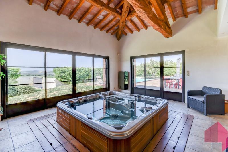 Venta de prestigio  casa Baziege 850000€ - Fotografía 3