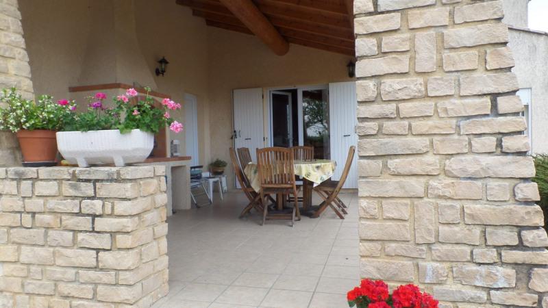 Vente maison / villa Saint-remèze 450000€ - Photo 20