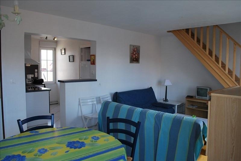 Vente appartement Fort mahon plage 154000€ - Photo 2