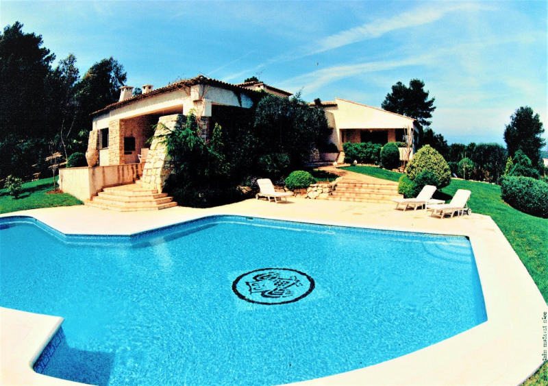 Deluxe sale house / villa Mougins 2 500 000€ - Picture 11