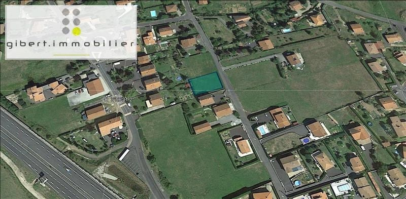 Sale site St germain laprade 43600€ - Picture 1